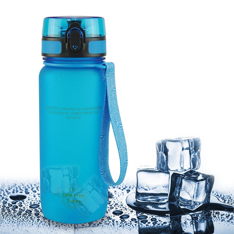smardy tritan trinkflasche blau 650ml aus bpa freiem. Black Bedroom Furniture Sets. Home Design Ideas
