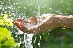 Unser Lebensmittel Wasser